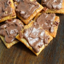 Saltine Cracker Toffee Recipe