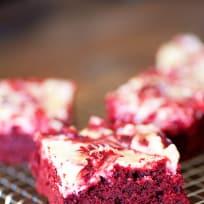 Red Velvet Cheesecake Brownie Recipe