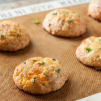 Gluten Free Cheddar Biscuits Recipe