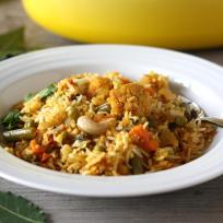 Vegetable Biryani Recipe