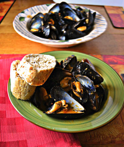 Mussels Picture