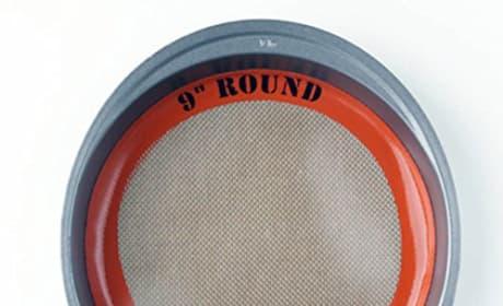 "Silpat 9"" Round Mat"