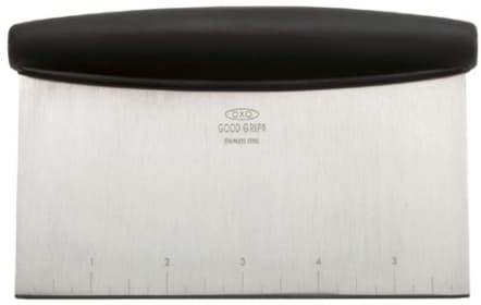 OXO Good Grips Bench Knife / Pastry Scraper Review