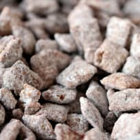 Nutella Muddy Buddies Recipe