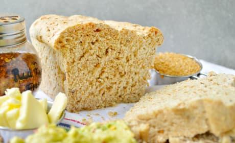 Three Seed Breakfast Bread Image
