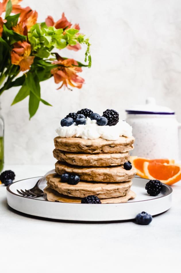 Carrot Cake Pancakes Image