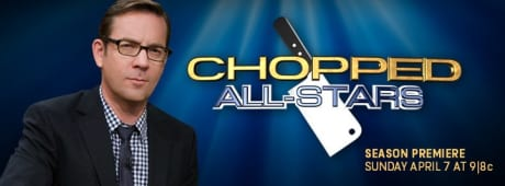 Chopped All-Stars Review: Food Network vs. Cooking Channel