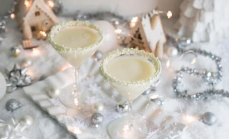 White Christmas Cocktail Recipe