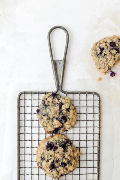 File 2 - Blueberry Oatmeal Cookies