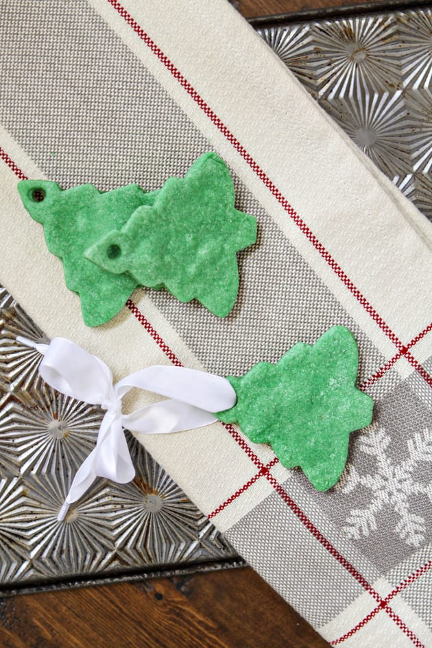 Salt Dough Ornaments Picture