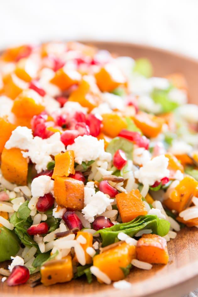 Harvest Wild Rice Salad Picture