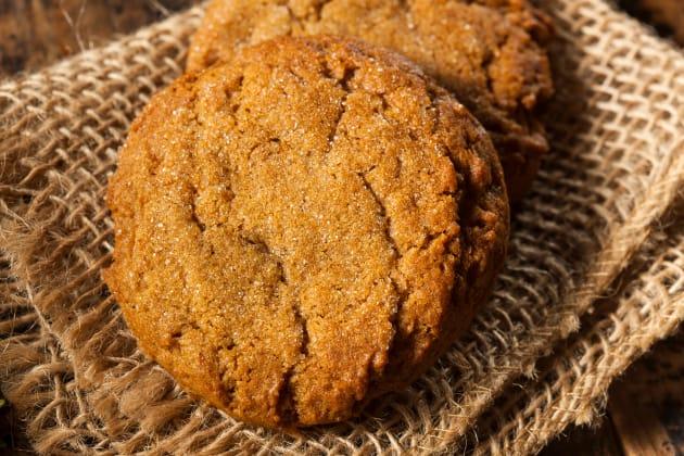 Gluten Free Ginger Snaps Photo