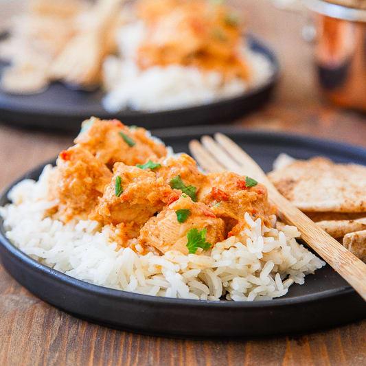 Indian Butter Chicken Recipe Food Fanatic