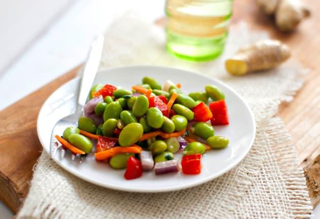 Edamame Salad Picture