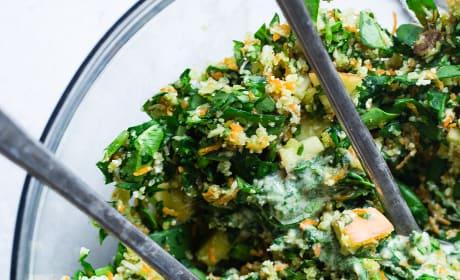 Detox Salad Pic