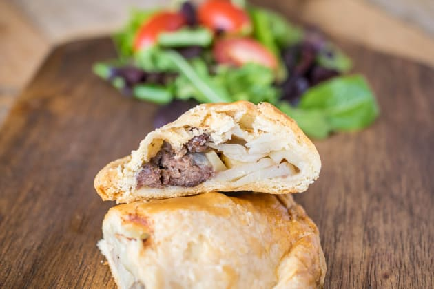 Traditional Cornish Pasty Image