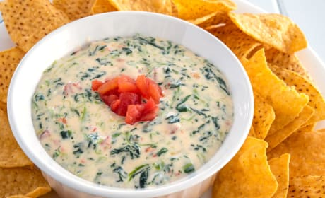 Spinach Cheese Dip Photo