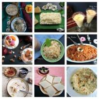 Rice flakes recipes for Janmashtami