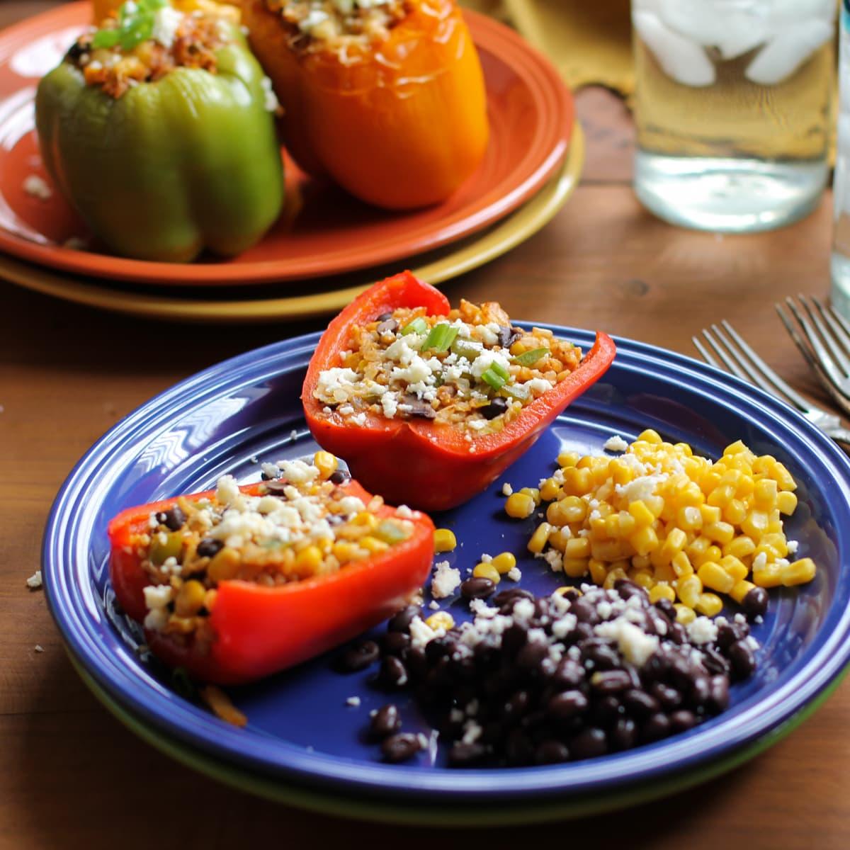 pics Southwestern Stuffed Pepper Soup