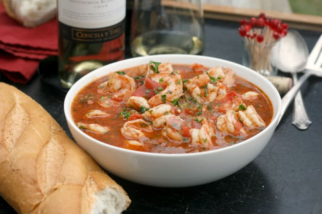 Shrimp Fra Diavolo Pic