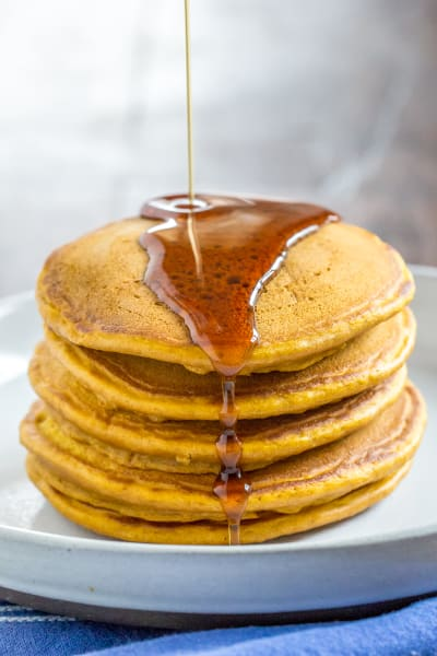 Pumpkin Pancakes Pic