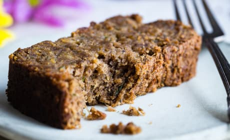Vegan Zucchini Bread with Five Spice Recipe