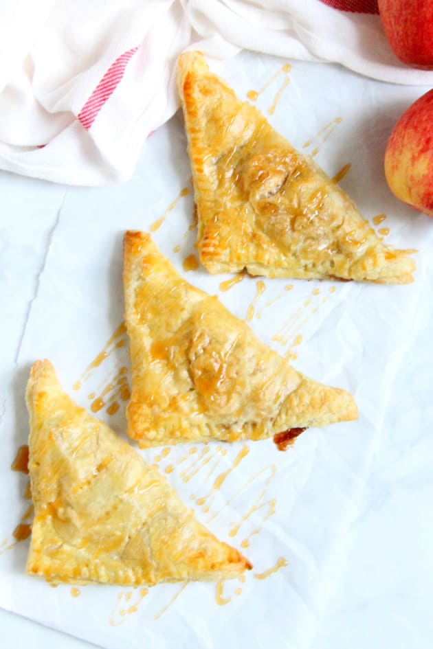 Puff Pastry Apple Pie Turnovers Pic