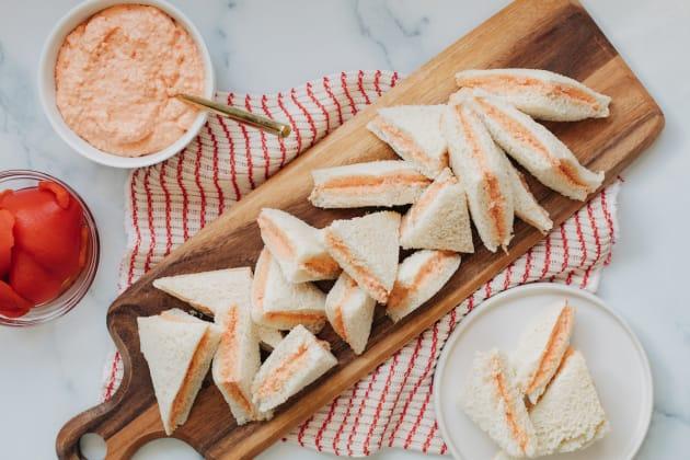Sandwich de Mezcla Photo