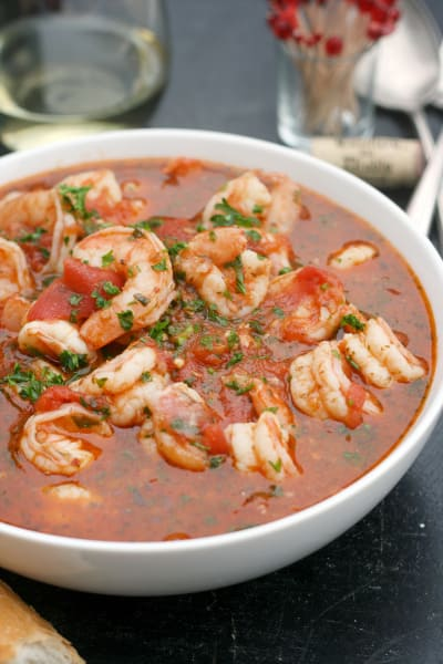 Shrimp Fra Diavolo Picture