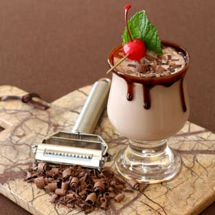 Rumchata chocolate aperitif photo