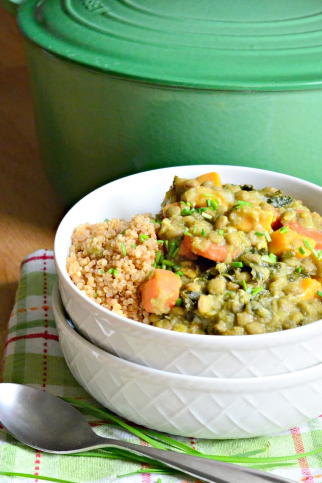 Lentil Stew Picture