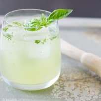 Basil Gin Smash Recipe
