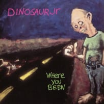 Drawerings by Dinosaur Jr. #musicmondays