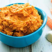 Roasted Vegetable Hummus Recipe