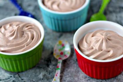 Brownie Batter Cheesecake Dip