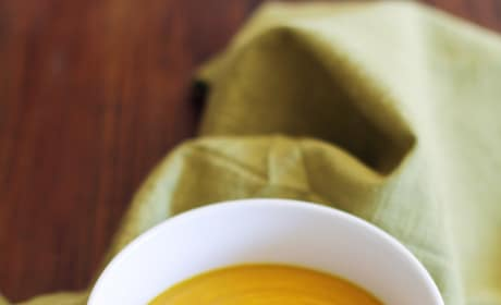 Ginger Carrot Soup Picture