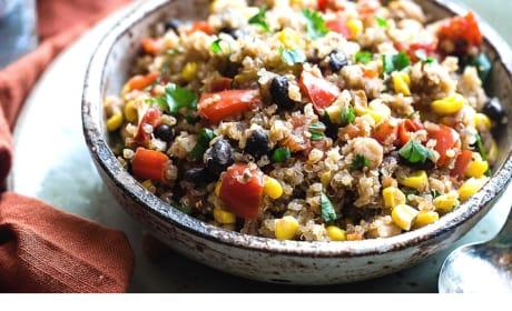 Crockpot Quinoa Recipe Photo