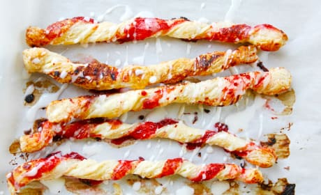 Cherry Pie Cinnamon Sticks Recipe