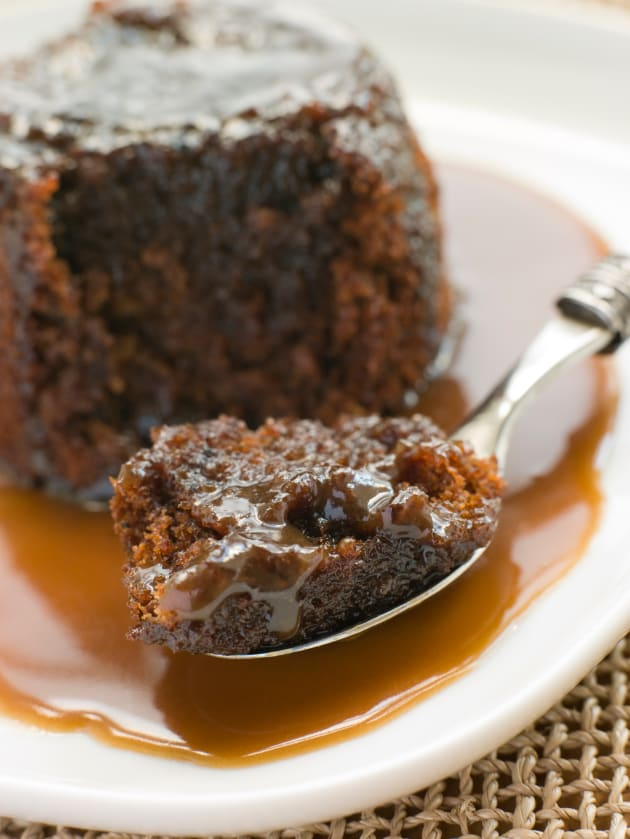 Sticky Toffee Pudding Picture
