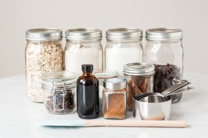 Pantry Essentials for Baking