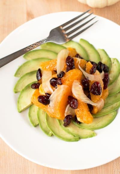 Fennel Avocado Salad Picture