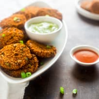 Vegan Buffalo Patties Recipe