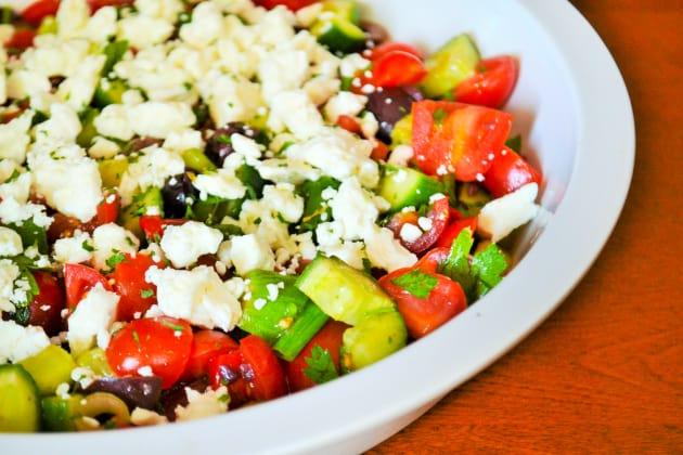 Shopska Salad Pic