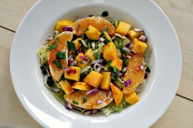 Winter Fruit Salad Photo