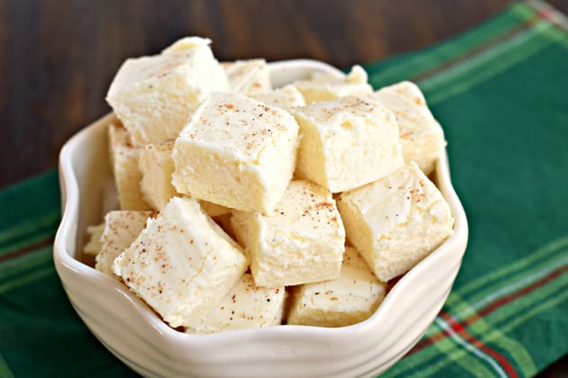 Eggnog Fudge Photo
