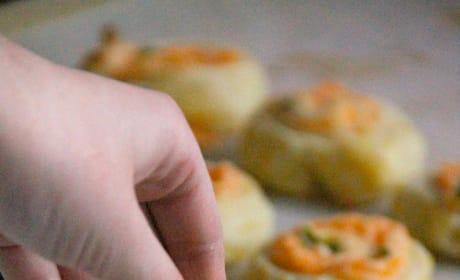 Puff Pastry Jalapeno Popper Pinwheels Image