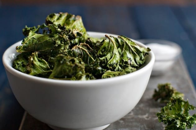 Kale Chips Photo