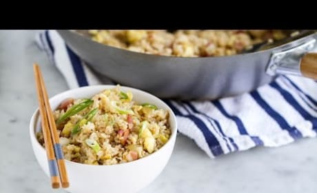 How to Make Bacon and Egg Fried Rice