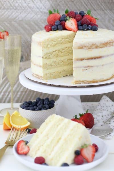 File 3 Mimosa Cake