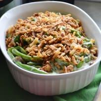 Instant Pot Green Bean Casserole Recipe